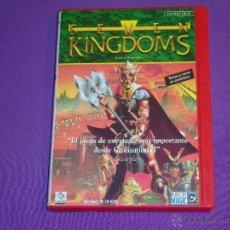 Videojuegos y Consolas: SEVEN KINGDOMS - PC. Lote 52467761