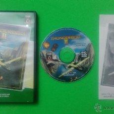 Videojuegos y Consolas: JUEGO PC CD-ROM THUNDERBOLT II. Lote 52492018