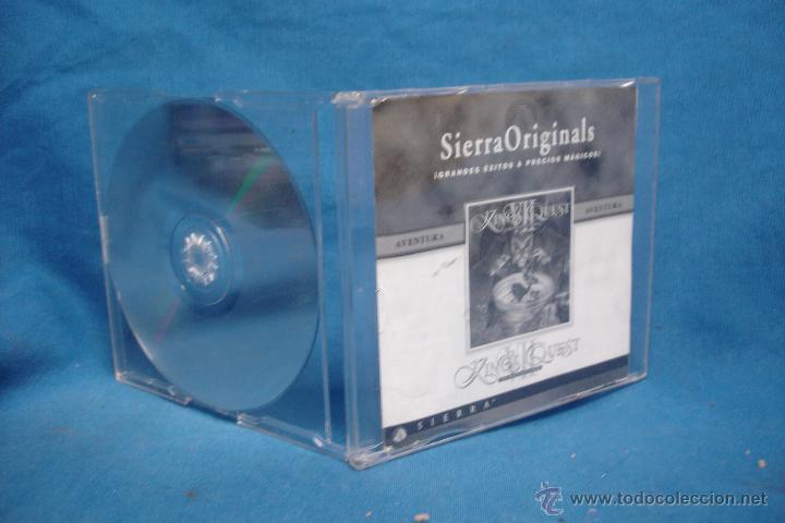 KING QUEST - SIERRA ORIGINALS - JUEGO PARA PC (Juguetes - Videojuegos y Consolas - PC)