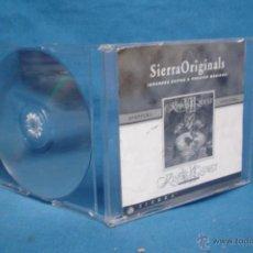 Videojuegos y Consolas: KING QUEST - SIERRA ORIGINALS - JUEGO PARA PC. Lote 52543799