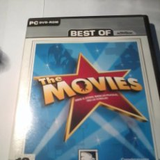 Videojuegos y Consolas: PC DVD ROM. THE MOVIES. CON INTRUCCIONES. CASTELLANO.. Lote 52567547