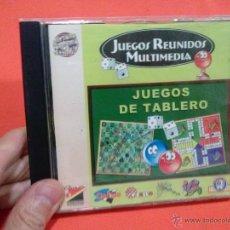 Videojuegos y Consolas: JUEGO REUNIDOS PARA PC . Lote 52571859