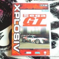 Videojuegos y Consolas: SEGA GT - PC CD ROM - XPLOSIV. Lote 52942692