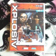 Videojuegos y Consolas: THE HOUSE OF THE DEAD 2 - PC CD ROM - SEGA - XPLOSIV. Lote 52942786