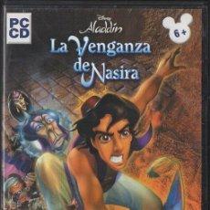 Videogiochi e Consoli: ALADDIN. LA VENGANZA DE NASIRA. VIDJUEG-120. Lote 233587750
