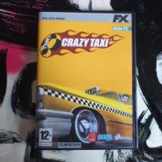 Videojuegos y Consolas: CRAZY TAXI - PC CD ROM - VIDEOJUEGO - SEGA - 2000. Lote 52982229
