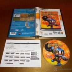 Videojuegos y Consolas: ATOMIC BOMBERMAN - PC CD ROM - FRIENDWARE - INTERPLAY - HUDSON - EDICION ESPAÑOLA. Lote 53167797