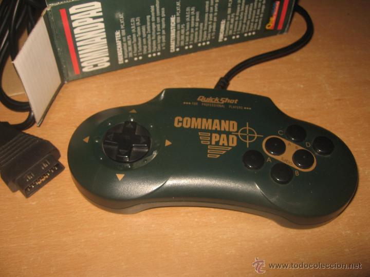 QUICKSHOT COMMAND PAD QS217 DRIVER FOR MAC