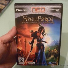 Videojuegos y Consolas: SPELLFORCE PC CD ROM. Lote 129292719