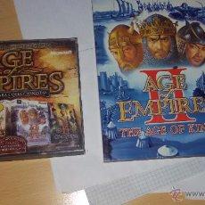 Videojuegos y Consolas: AGE OF EMPIRES II EDICIÓN COLECCIONISTA. Lote 53579024