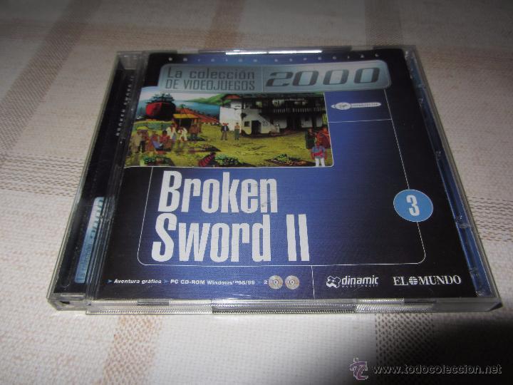 JUEGO BROKEN SWORD 2 PC (Juguetes - Videojuegos y Consolas - PC)
