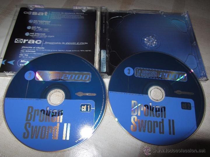 Videojuegos y Consolas: Juego Broken Sword 2 PC - Foto 2 - 53585101