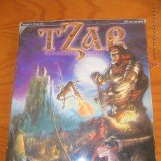 Videojuegos y Consolas: TZAR, EL PODER DE LA CORONA - PC CD-ROM- EDICION ESPECIAL LA RECONQUISTA. CAJA GRANDE EN CASTELLANO-. Lote 53633795