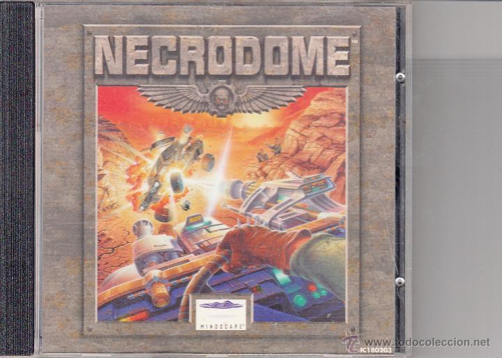 CD-ROM. NECRODOME. COURSE EFFRENEE SANS FREINER. (Juguetes - Videojuegos y Consolas - PC)