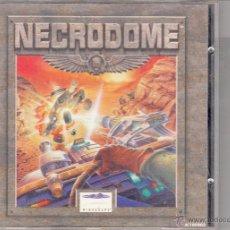 Videojuegos y Consolas: CD-ROM. NECRODOME. COURSE EFFRENEE SANS FREINER. . Lote 53726849