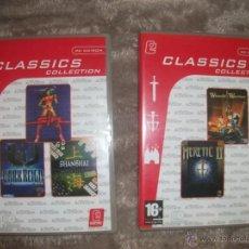 Videojuegos y Consolas: CLASSICS COLLECTION, CLÁSICOS DE PC CD ROM. Lote 54011019