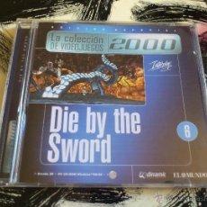 Videojuegos y Consolas: DIE BY THE SWORD - PC CD ROM - VIDEOJUEGO - LA COLECCION DE VIDEOJUEGOS 2000 - INTERPLAY - TREYARCH. Lote 54101542