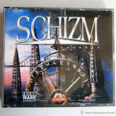 Videojuegos y Consolas: SCHIZM MYSTERIOUS JOURNEY PARA PC CD-ROM FRIEND WARE LK AVALON PSI PROJET THREE INTERACTIVE. Lote 54319541