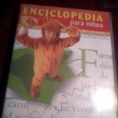 Videojuegos y Consolas: CD ROM. ENCICLOPEDIA PARA NIÑOS. C4DVD. Lote 54423723