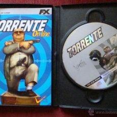 Videojuegos y Consolas: TORRENTE EL JUEGO FX INTERACTIVEPC.CD-ROM WINDOWS 98/ME/XP VIRTUAL TOYS VOZ ORIGINAL SANTIAGO SEGURA. Lote 54433291