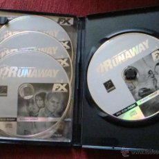 Videojuegos y Consolas: RUNAWAY PREMIUM A ROAD ADVENTURE FX INTERACTIVE PC.CD-ROM WINDOWS 98/ME/XP 4 CD ESPAÑOL. Lote 54433924