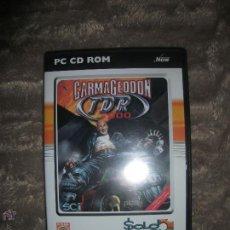 Videojuegos y Consolas: CARMAGEDDON, TRD 2OOO. Lote 54582305