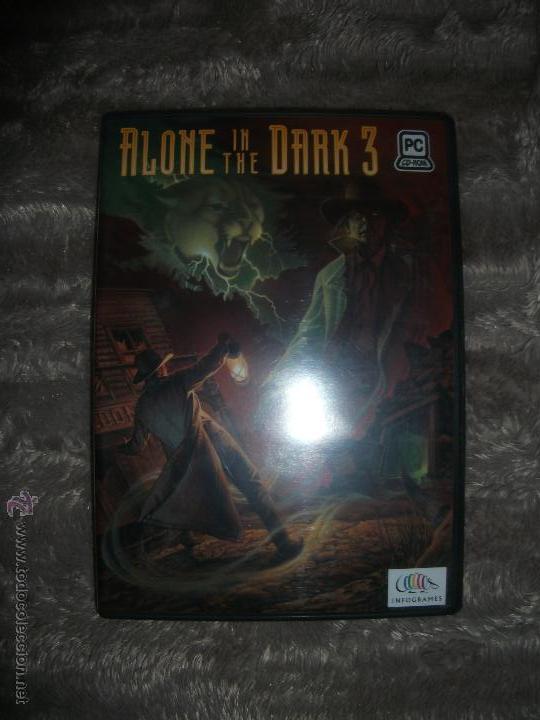 Alone In The Dark 3 Juego Original Pc Sold Through Direct Sale