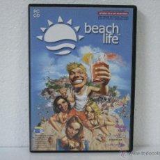 Videojuegos y Consolas: BEACH LIFE *** CONSTRUYE COMPLEJOS TURISTICOS *** JUEGO PC *** EN ESPAÑOL ***. Lote 195355821