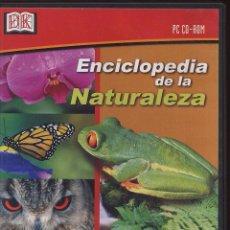 Videojuegos y Consolas: CDROM PC - ENCICLOPEDIA DE LA NATURALEZA -------------(REF M1 E1). Lote 54716555