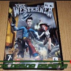 Videojuegos y Consolas: JUEGO DE PC - THE WESTERNER. Lote 54958651