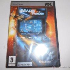 Videojuegos y Consolas: MARS INVADER- WINDOWS 98-ME-XP-JUEGO PC CD-ROM. Lote 54987980