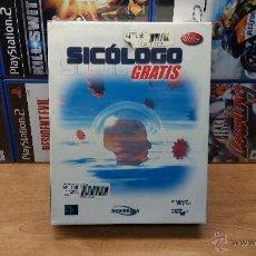 Videojuegos y Consolas: PROGRAMA PC PARA WINDOWS RETRO-SICOLOGO GRATIS-PRECINTADO Y NUEVO. Lote 55036430