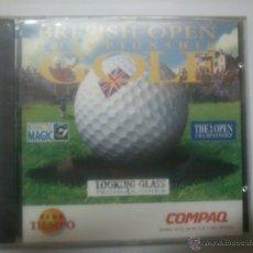 Videojuegos y Consolas: BRITISH OPEN CHAMPIONSHIP GOLF - PRECINTADO. Lote 55059882