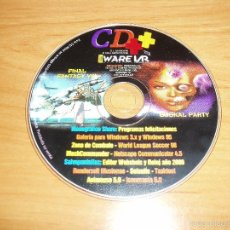 Videojuegos y Consolas: CD ROM DE LA REVISTA CD WARE MULTIMEDIA- CD++ LAR - FINAL FANTASY 7 - EUSKAL PARTY 1998 - PC. Lote 178777945