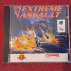 Videojuegos y Consolas: EXTREME ASSAULT - JUEGO DE PC - CLÁSICO - ORIGINAL. Lote 55394246
