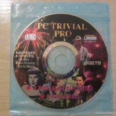 Videojuegos y Consolas: JUEGO PC TRIVIAL PRO. Lote 55401337