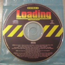 Jeux Vidéo et Consoles: CD ROM LOADING PLAYSTATION EXTRA 1. Lote 55402806