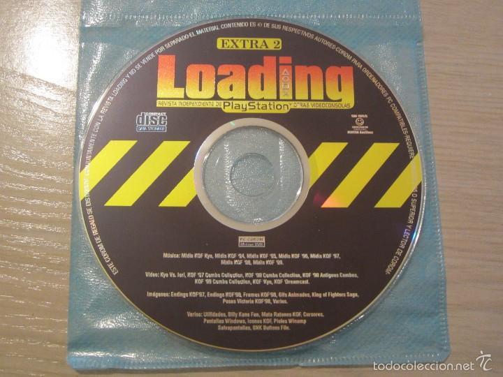 CD ROM LOADING PLAYSTATION EXTRA 2 (Juguetes - Videojuegos y Consolas - PC)