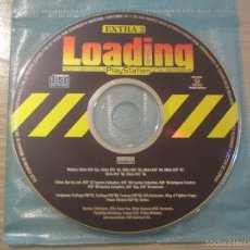 Jeux Vidéo et Consoles: CD ROM LOADING PLAYSTATION EXTRA 2. Lote 55402833