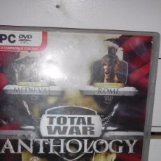 Videojuegos y Consolas: TOTAL WAR - ANTHOLOGY - GOLD EDITION. Lote 139132854