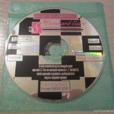 Videojuegos y Consolas: CD ROM JUEGOS PARA WINDOWS. Lote 55407620