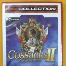Videojuegos y Consolas: COSSACKS II. Lote 55877623