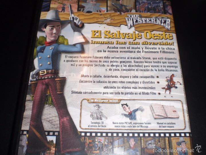 Videojuegos y Consolas: JUEGO PC THE WESTERNER JUEGO PC - Foto 2 - 56130083