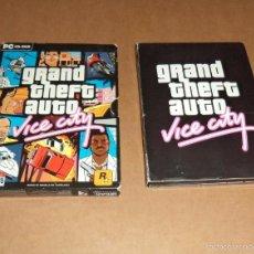Videojuegos y Consolas: GRAND THEFT AUTO : VICE CITY, JUEGO PARA PC. Lote 56476873