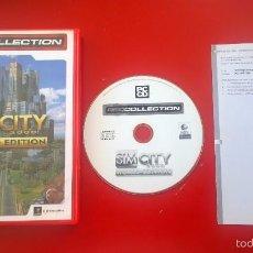 Videojuegos y Consolas: SIM CITY 3000 WORLD EDITION JUEGO PC CD-ROM. . Lote 56533991
