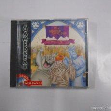 Videojuegos y Consolas: EL JOROBADO DE NOTRE DAME. CARNVAL DE 5 JUEGOS DISNEY. GABEBREAK CD-ROM. WINDOWS PC. TDKV6. Lote 126073656