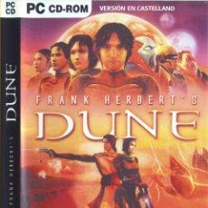 Videojuegos y Consolas: JUEGO PC CD-ROM - DUNE. Lote 57125605