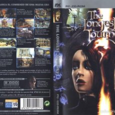 Videojuegos y Consolas: JUEGO PC CD-ROM - THE LONGEST JOURNEY. Lote 57125638