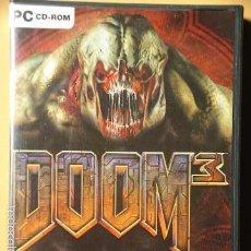 Jeux Vidéo et Consoles: DOOM 3, ACTIVISION - ID, JUEGO PC CD ROM, 3 CDS. ERCOM. Lote 57180606