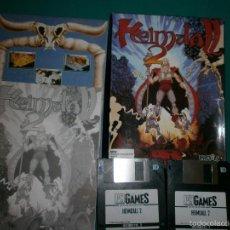 Videojuegos y Consolas: JUEGO PC HEIMDALL 2. Lote 57305107